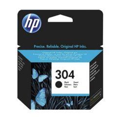 HP 304 černá inkoustová cartridge, 4ml