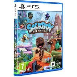 PS5 hra Sackboy A Big Adventure!