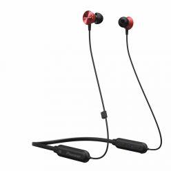 Pioneer špuntová sluchátka s Bluetooth, NFC červená
