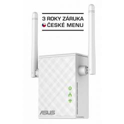 Asus RP-N12, Wi-Fi repeater/AP, 300Mbps, 2x 2dBi anténa