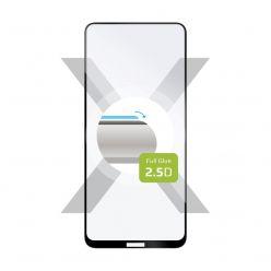 Ochranné tvrzené sklo FIXED Full-Cover pro Nokia 5.4, lepení přes celý displej, černé