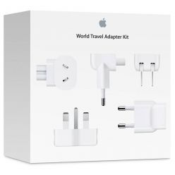 Apple souprava cestovních adaptérů