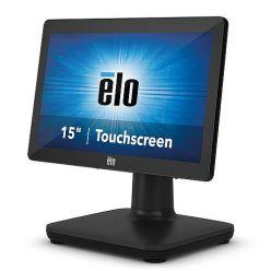 "Pokladní systém ELO EloPOS 15,6"" PCAP, Intel i3-8100T, 4GB, 128GB, Win10, matný, bez rámečku, černý"