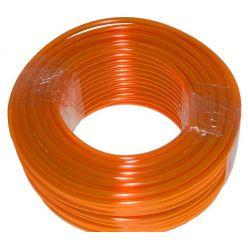 "TFC Feser Tube - Orange UV - 1m (ID 3/8"" - OD 1/2"" - WT 1/16"")"
