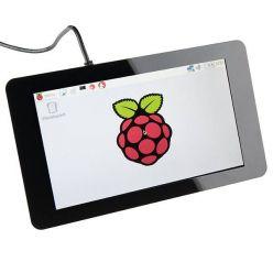 """Raspberry Pi 7"""" dotykový displej"""