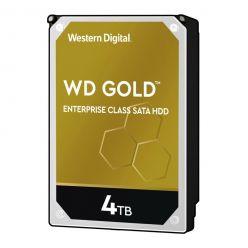 """WD GOLD 4TB, 3.5"""" HDD, 7200rpm, 256MB, SATA III"""