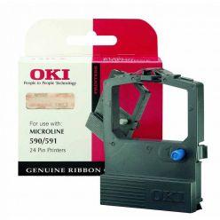OKI Páska černá, do tiskáren ML590/591