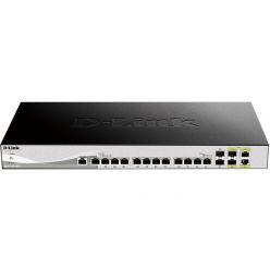 D-Link DXS-1210-16TC 12x10GbE 4xSFP+ switch