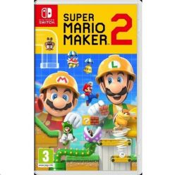NS hra Super Mario Maker 2