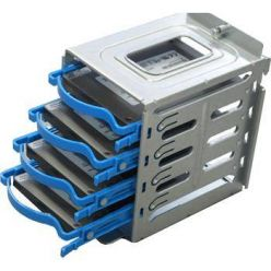 "SUPERMICRO SC732 Internal 2.5"" HDD cage module (4x 2.5"" HDD)"