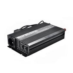 CARSPA • UPS600-122 • Měnič napětí 12V/230V 600W s nabíječkou 12V/10A a funkcí UPS