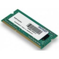 Patriot 4GB DDR3 1600MHz CL11, SO-DIMM, 1.5V