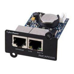 CyberPower SNMP Expansion card s možností připojit senzor pro monitoring okolní