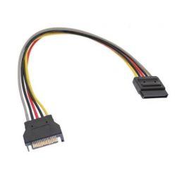 PremiumCord Napájecí kabel k HDD Serial ATA prodlužka 16cm