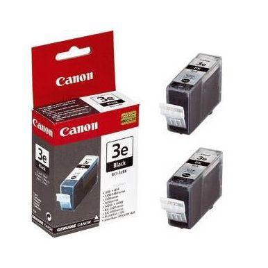 CANON BCI-3eBk náplň černá - 2pack