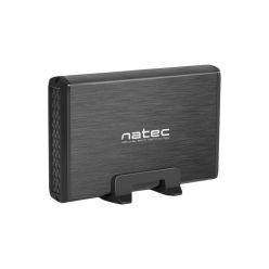 """Natec Rhino, externí box pro 3.5"""" HDD, USB 3.0 , černý"""