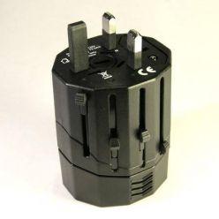 SKROSS Cestovní adaptér Evo 230V pro zahraničí a také cizí spotřebiče