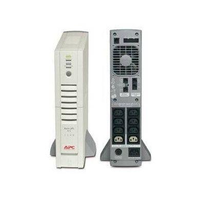 APC Back-UPS Pro 1500VA Power saving (865W), LCD displej