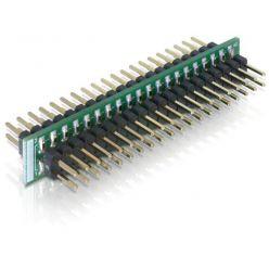 Delock Adaptér 40 pin IDE samec -> 40 pin IDE samec