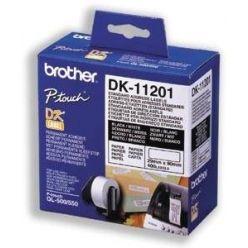 Brother - DK-11201 (papírové / standardní adresy - 400 ks) 29 x 90 mm