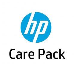 HP CarePack - Pozáruční oprava u zákazníka následující pracovní den, 1 rok pro vybrané monitory HP
