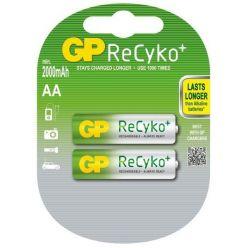 GP AA Recyko+, 2000mAh, Ni-MH, 2ks