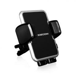 Modecom BASE MC-SHCW otočný držák do mřížky ventilátoru pro smartphony 50-102mm, černý