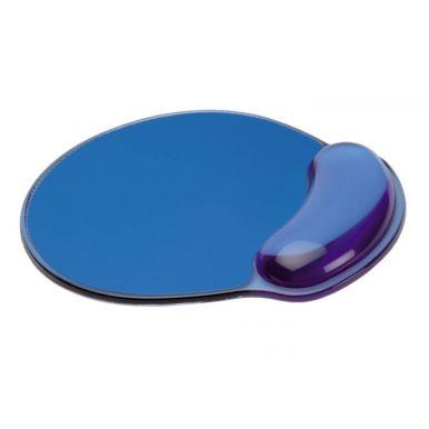 Podložka ergo, modrá, silikonová, transparentní