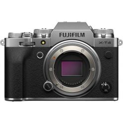 Fujifilm X-T4 - 26,1MP - Silver
