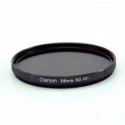 CANON Canon LENS FILTER ND4-L 52MM
