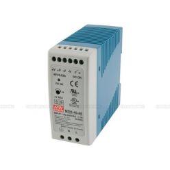 MEANWELL • MDR-40-24 • Průmyslový napájecí zdroj 24V 40W na DIN lištu
