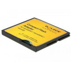 Delock redukce CompactFlash typ I na microSDXC