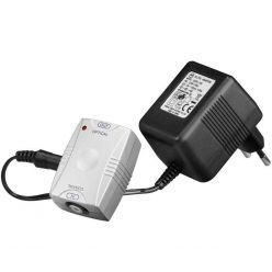 Konvertor digitální audio S/PDIF Cinch (koax) -> Toslink (optika)