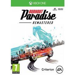 XONE hra Burnout Paradise Remastered