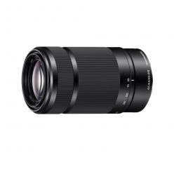 Sony objektiv SEL-55210B, bajonet E, černý