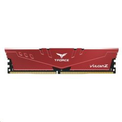 T-FORCE VULCAN Z 2x8GB DDR4 2666MHz CL18 DIMM red