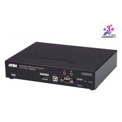 ATEN KE9952T 4K DisplayPort Single Display KVM over IP Extender with PoE (Transmitter)