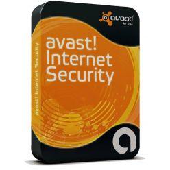 AVAST Internet Security - 1 počítač (2 roky)