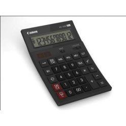 Canon AS-1200, přenosná stolní kalkulačka, 12 míst, duální napájení