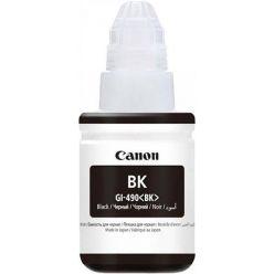 Canon GI-490 PGBK, černý inkoust, 135ml