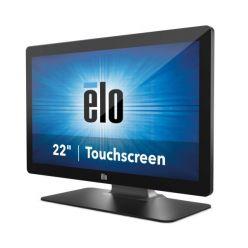 "Dotykový monitor ELO 2203LM, 21,5"" medicínský LED LCD, PCAP (10-Touch), USB, bez rámečku, matný, černý"