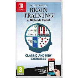NS hra Dr Kawashima's Brain Training