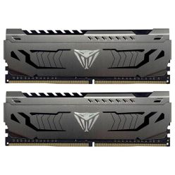 Patriot Viper Steel V4S 2x32GB DDR4 3000MHz CL16, DIMM, 1.35V