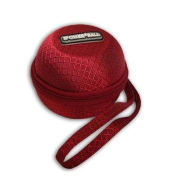 Powerball Carry Case, tvrdé pouzdro, červené
