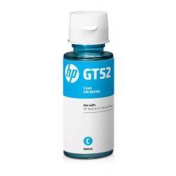 HP GT52 azurová lahvička s inkoustem na 8000 stran, 70ml