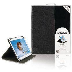 """Sweex univerzální stojánkové pouzdro na 9.7"""" tablet PC, černé"""