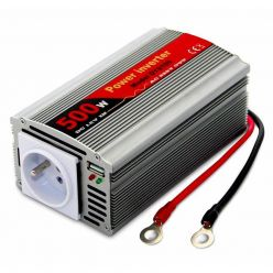 Měnič napětí DY-8109-12, DC/AC 12V/230V, 500W, USB