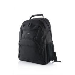 """Modecom Logic batoh EASY 2 na notebooky do velikost 16"""", černý"""