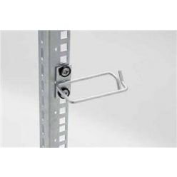 Vyvazovací háček 40x80 D3 kov  levý fix,pravý gate