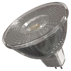 Emos LED žárovka MR16, 4.5W/35W GU5.3, WW teplá bílá, 400 lm, Classic A+